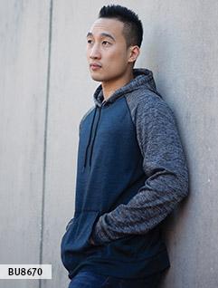 Sweatshirt (avec capuchon)